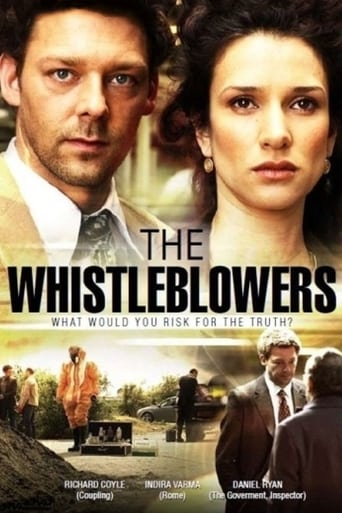 Poster of The Whistleblowers