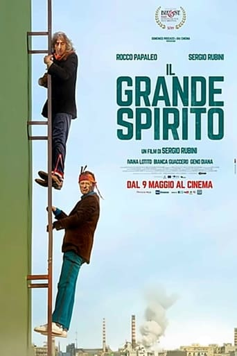 Poster of The Grand Spirit