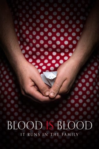 Poster of Blood Is Blood