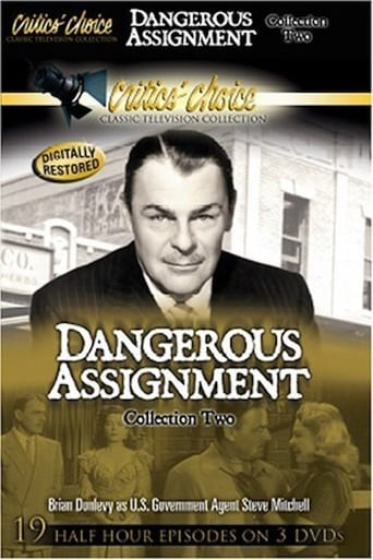 Poster of Dangerous Assignment