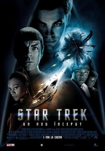 Poster of Star Trek: Un nou început