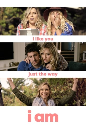 Poster of I Like You Just the Way I Am