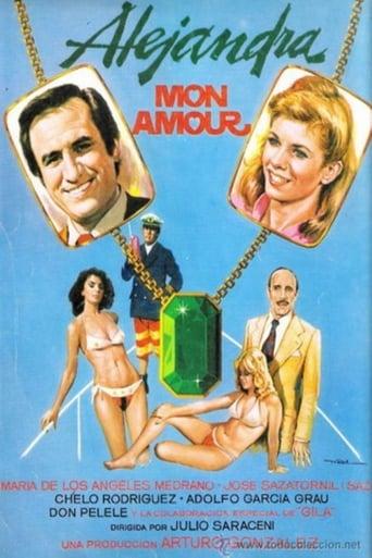 Poster of Alejandra, mon amour