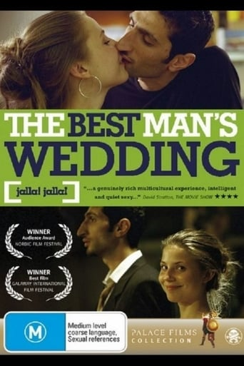 Poster of The Best Man's Wedding