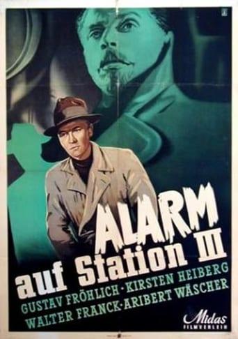 Poster of Alarm auf Station III