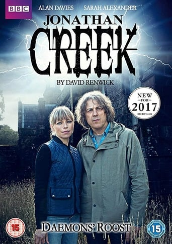 Poster of Jonathan Creek: Daemons' Roost