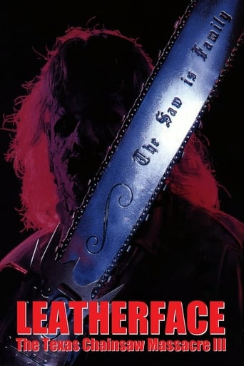 Poster of Leatherface: The Texas Chainsaw Massacre III