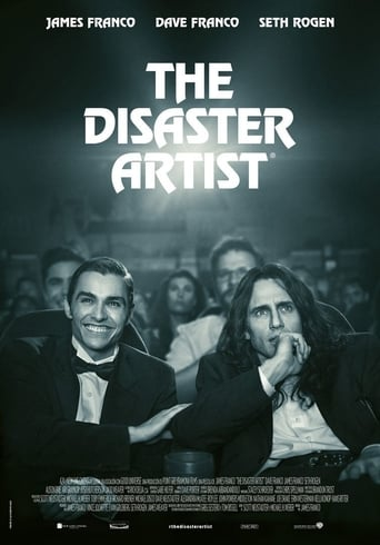 Poster of The Disaster Artist