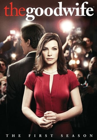 Gera žmona / The Good Wife (2009) 1 Sezonas LT SUB