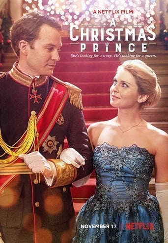 Poster of A Christmas Prince