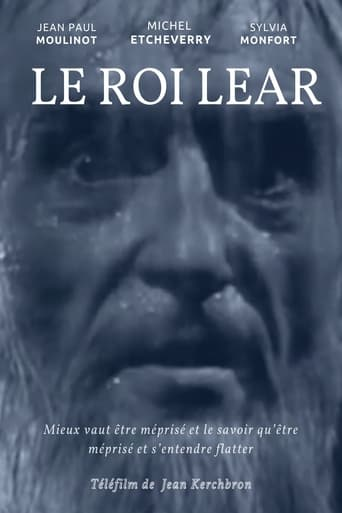Poster of Le roi Lear