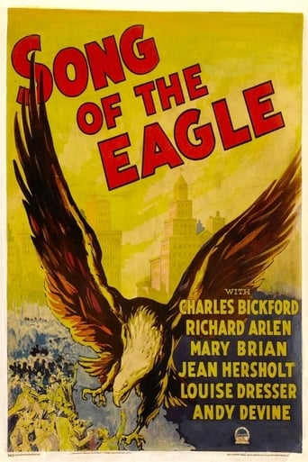 Poster of Song of the Eagle