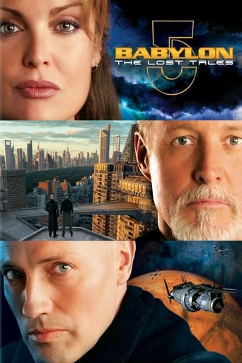 Poster of Babylon 5: The Lost Tales - Voices in the Dark
