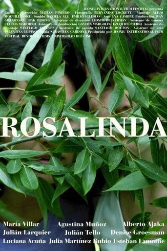 Poster of Rosalinda