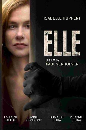 Poster of Elle