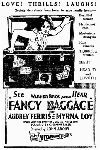 Poster of Fancy Baggage