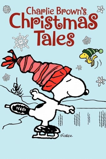 Poster of Charlie Brown's Christmas Tales