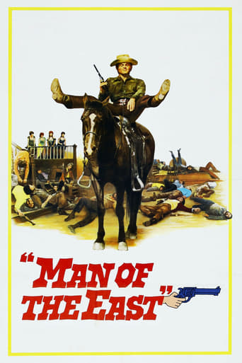 Poster of Man of the East