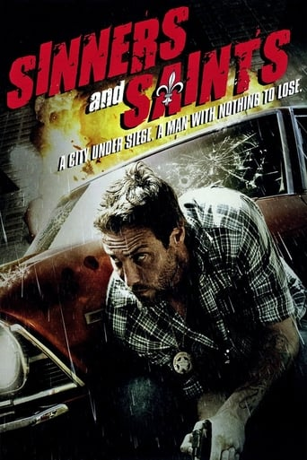 Poster of Sinners and Saints