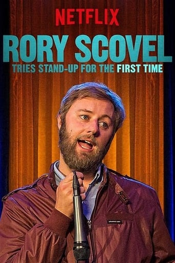 Poster of Rory Scovel Tries Stand-Up for the First Time