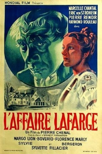 Poster of The Lafarge Case