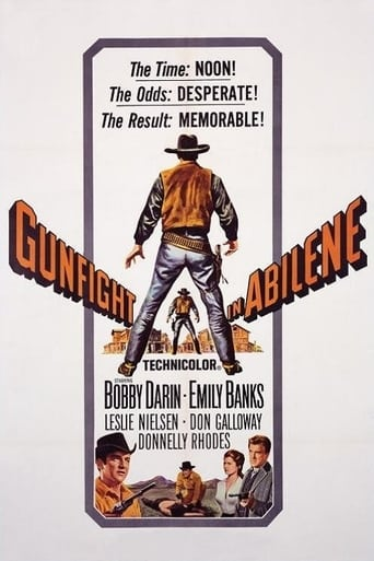 Poster of Gunfight in Abilene
