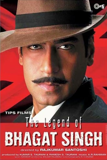 The Legend of Bhagat Singh poster