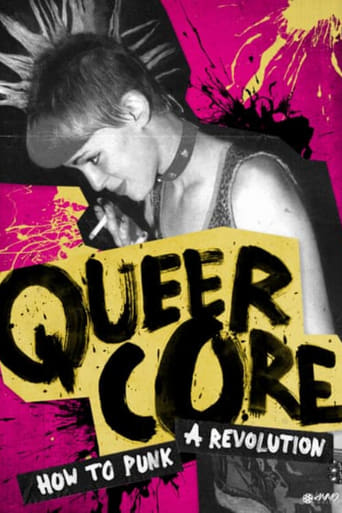 Poster of Queercore: How to Punk a Revolution