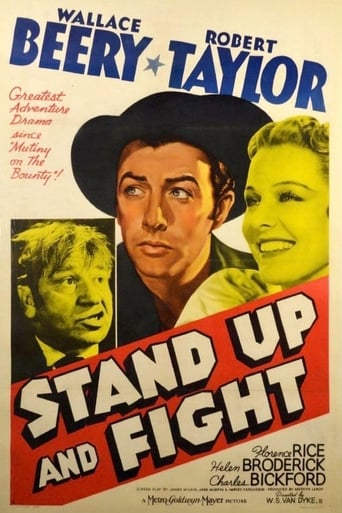 Poster of Stand Up and Fight