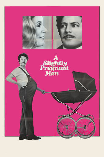 Poster of A Slightly Pregnant Man