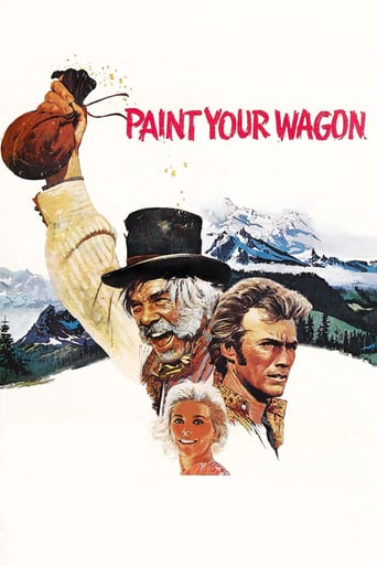Poster of Paint Your Wagon
