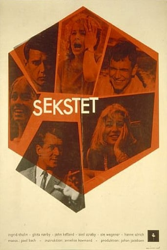 Poster of Sextet