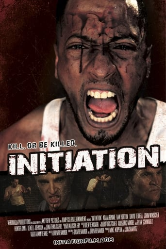 Poster of Initiation