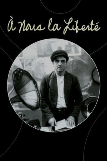 Poster of À Nous la Liberté