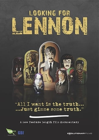 Looking for Lennon poster