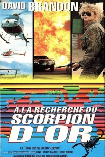 Poster of Hunt for the Golden Scorpion