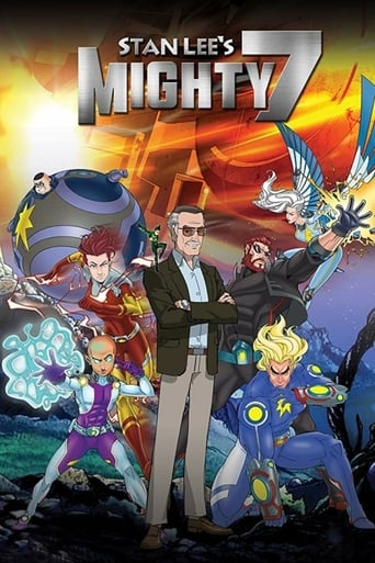 Poster of Stan Lee's Mighty 7