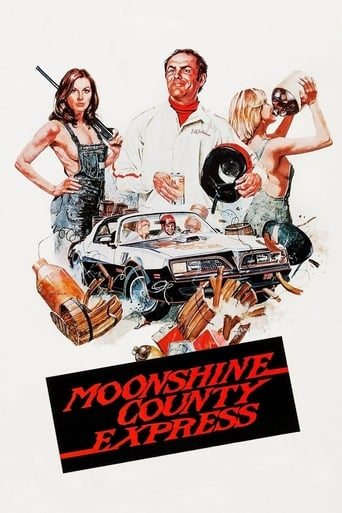 Poster of Moonshine County Express