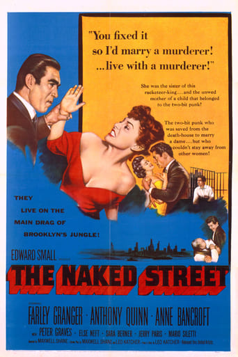 Poster of The Naked Street