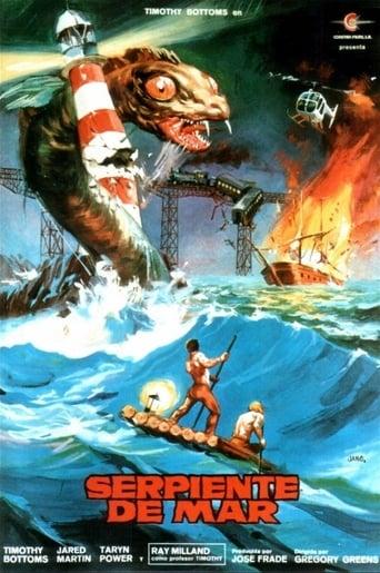 Poster of Serpiente de mar