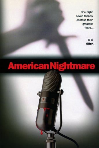 Poster of American Nightmare