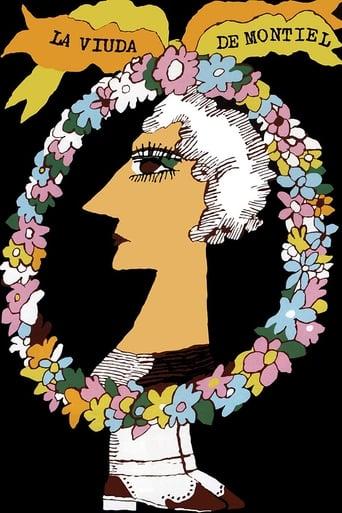 Poster of La viuda de Montiel