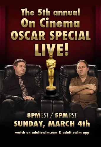 The Fifth Annual 'On Cinema' Oscar Special poster