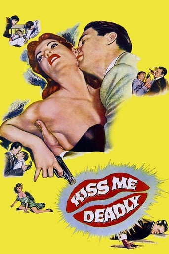 Poster of Kiss Me Deadly