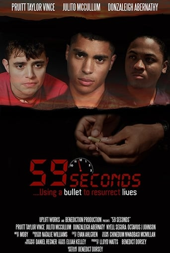 Poster of 59 Seconds