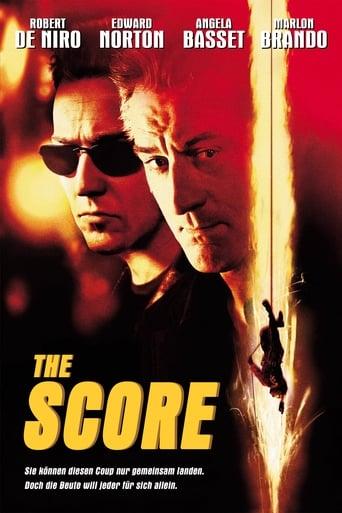 Filmplakat von The Score