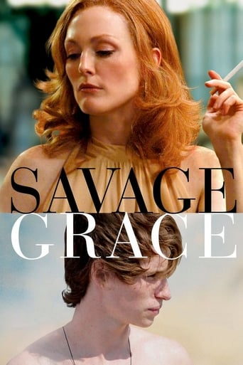 Poster of Savage Grace