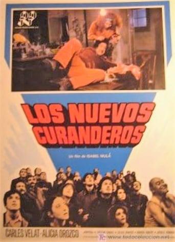 Poster of Los nuevos curanderos