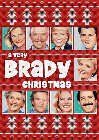 Poster of A Very Brady Christmas