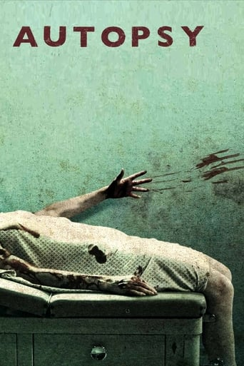 Poster of Autopsy